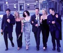 【イタすぎるセレブ達】『フレンズ』初回放送から25年 キャスト4人が懐かしの写真を公開