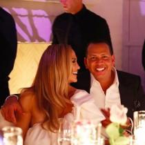 【イタすぎるセレブ達】ジェニファー・ロペス&アレックス・ロドリゲスが婚約パーティーを開催