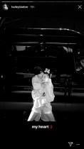 【イタすぎるセレブ達】ジャスティン・ビーバー結婚1周年 妻ヘイリーが密着ショット公開
