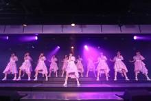 """【エンタがビタミン♪】NGT48はどこを目指す? 村雲颯香が""""卒業公演""""で胸が痛むメッセージ「何が何だか分からなくて悩んだ」"""