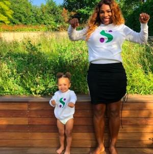 【イタすぎるセレブ達】セリーナ・ウィリアムズ、愛娘の2歳誕生日に「この2年間は私の人生最大の偉業」