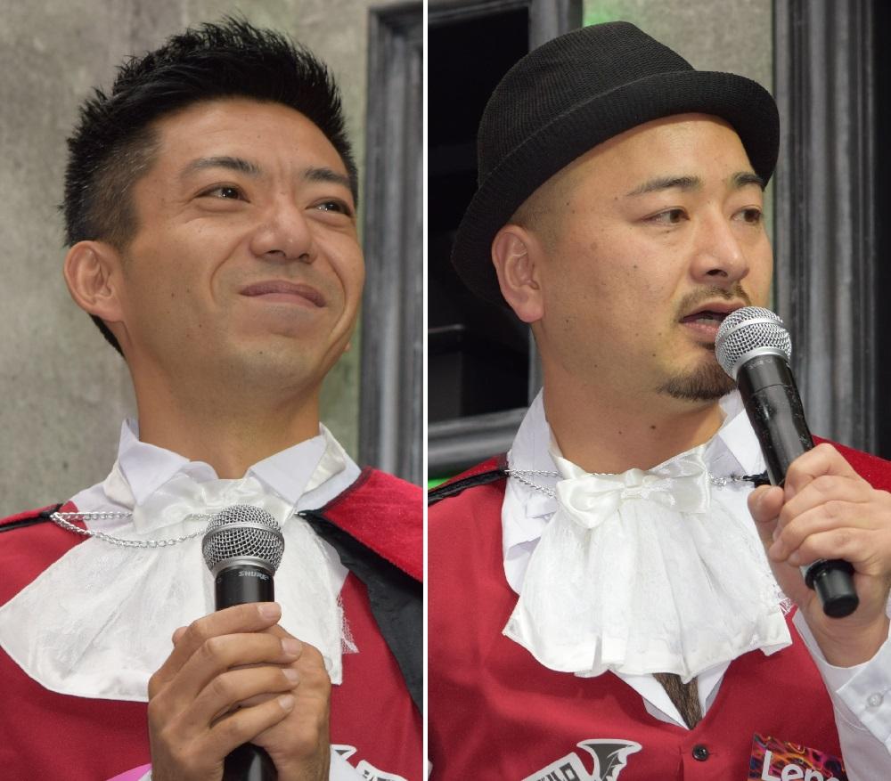 「欲のない」どぶろっくの森慎太郎と江口直人