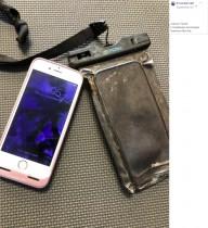 【海外発!Breaking News】15か月前に川に落とした iPhoneが充電で復活 無事持ち主の元に戻る(米)<動画あり>