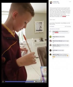 【海外発!Breaking News】自閉症の少年が歌う『ハレルヤ』が圧巻(アイルランド)<動画あり>