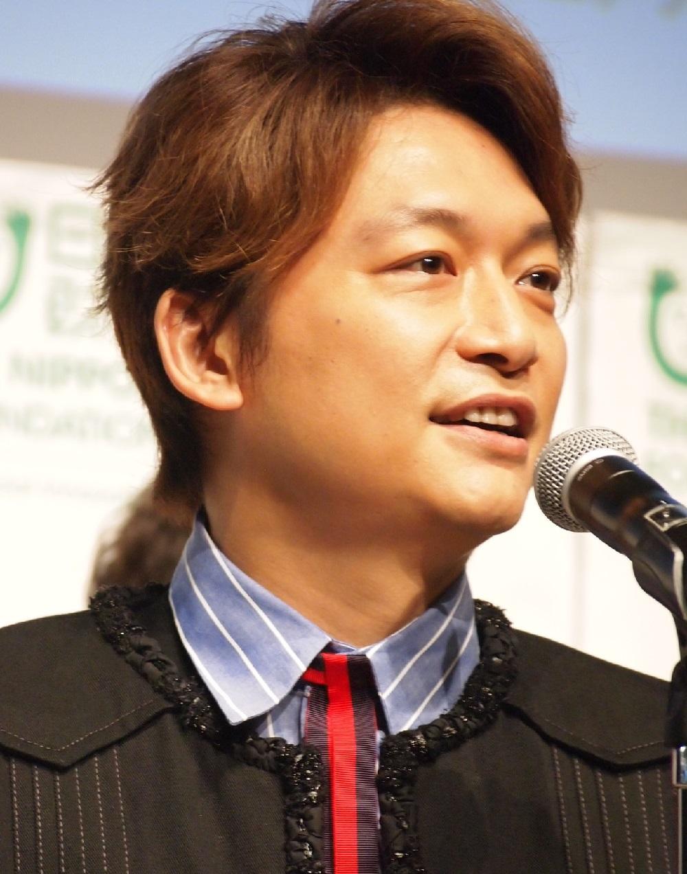 香取慎吾の9日のブログにファン大感激