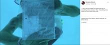 【海外発!Breaking News】水中からプロポーズした男性、海面にたどり着けず死亡(タンザニア)<動画あり>