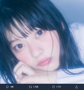 イコラブ『ズルいよ ズルいね』でセンターを務める齊藤なぎさ(画像は『指原莉乃 2019年10月2日付Twitter「スタッフから高画質なぎさ(@saito_nagisa)送られてきたのでおすそ分けです。」』のスクリーンショット)