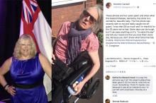 【海外発!Breaking News】「たった4年で妻を消し去った」妻の認知症になる前と今の写真を公開した夫の思い(英)