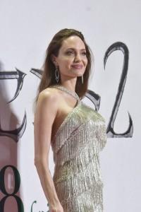 ジャパンプレミアに登壇したアンジェリーナ・ジョリー