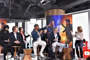『ジェミニマン』公開記念トークセッションLIVEにて