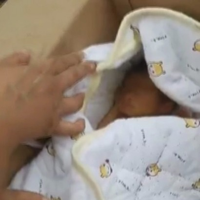【海外発!Breaking News】山に埋葬された赤ちゃん 息を吹き返して発見される 2か月後に生存を知った家族が名乗り出るも「謎だらけの事件」(中国)