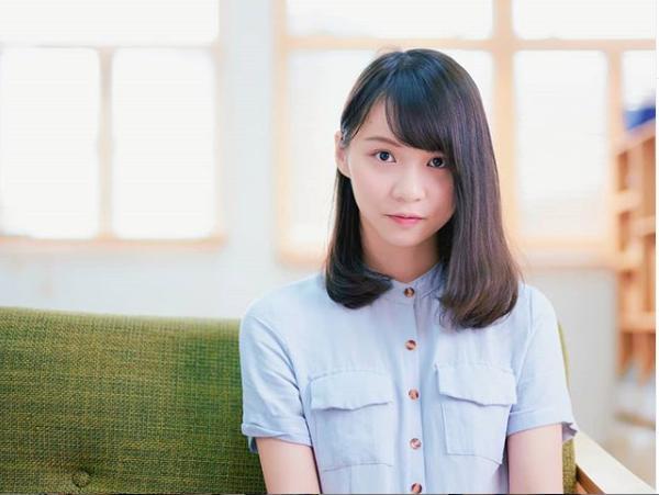 「学民の女神」と呼ばれた周庭さん(画像は『周庭 Agnes Chow 2019年6月6日付Instagram「這數月,惡夢居多。」』のスクリーンショット)