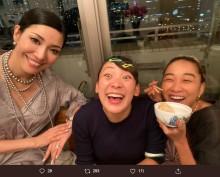 【エンタがビタミン♪】フワちゃん、滝川クリステルらも参加したアンミカのホームパーティーに招かれる 「人脈の広げ方ハンパない」