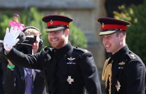【イタすぎるセレブ達】ウィリアム王子とヘンリー王子、共同声明で英紙のフェイクニュースを批判