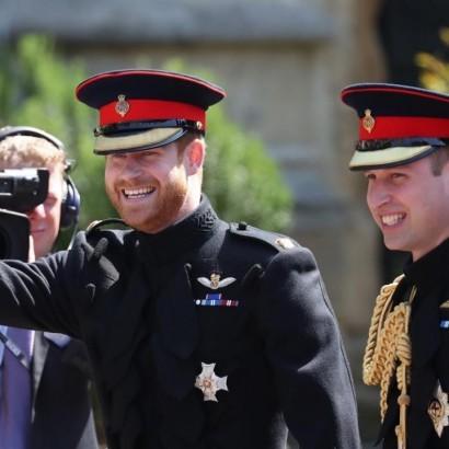 【イタすぎるセレブ達】ヘンリー王子、兄ウィリアム王子との関係に初言及「良好な日も、そうでない日もある」
