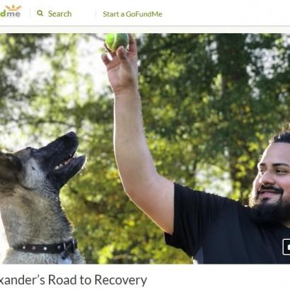 【海外発!Breaking News】犬を散歩中の男性に雷直撃 心停止も駆けつけた人々により救われる(米)<動画あり>