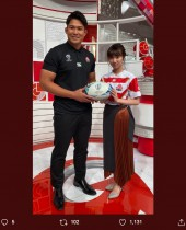 【エンタがビタミン♪】ラグビー日本代表・姫野和樹 亀梨和也のタックルを「初めてにしてはサマになっている」