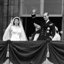 【イタすぎるセレブ達】エリザベス女王&フィリップ王配、72回目の結婚記念日迎える