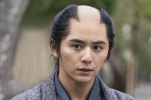 沖田総司役の山田涼介(C)2020 「燃えよ剣」製作委員会
