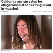 【海外発!Breaking News】高齢者に暴行の男、反省ゼロの呆れた逮捕写真が物議を醸す(米)