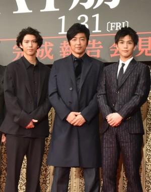 【エンタがビタミン♪】岩田剛典に同い年の賀来賢人、共演喜ぶも「ちょっとへこみましたね」