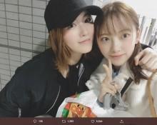 """【エンタがビタミン♪】SKE48松井珠理奈が駅で見かけた""""カワイイ子"""" 2ショットに「ナンパかと思った」の声"""