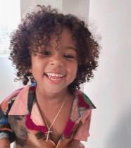 【イタすぎるセレブ達】キム・カーダシアン長男が4歳に とびきりの笑顔に220万件超の「いいね!」