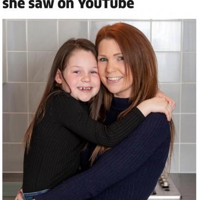 【海外発!Breaking News】YouTubeで学んだ心肺蘇生法で7歳少女、倒れた母親を救う(英)