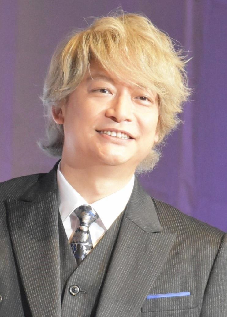 初アルバム『20200101』を1月1日にリリースする香取慎吾