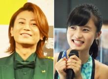 【エンタがビタミン♪】氷川きよし&小島瑠璃子が姉妹のよう! ミッツ・マングローブ公開の3ショットで