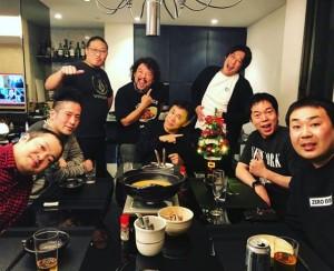 【エンタがビタミン♪】岡村、今田、又吉「アローン会」鍋パーティー 「徳井さんは?」「写真撮ってるのはきっと…」の声も