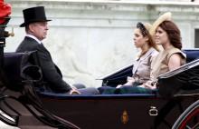【イタすぎるセレブ達】ヘンリー王子夫妻の公務は「ベアトリス&ユージェニー王女姉妹が引き継ぐはず」と王室伝記作家