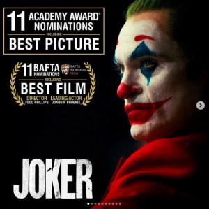 【イタすぎるセレブ達】第92回アカデミー賞 『ジョーカー』が11部門で最多ノミネート オスカー候補に懐かしい顔ぶれも
