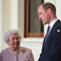"""【イタすぎるセレブ達】ウィリアム王子、エリザベス女王から新たな役割を任命される """"次期国王""""へ一歩近づく?"""