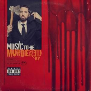 エミネムのニューアルバム『Music To Be Murdered By』(画像は『Marshall Mathers 2020年1月17日付Instagram「It's your funeral... #MusicToBeMurderedBy Out Now - link in bio」』のスクリーンショット)