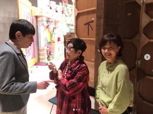 『アッコにおまかせ!』本番前の和田アキ子、泉ピン子、榊原郁恵(画像は『榊原郁恵 2020年1月27日付Instagram「〈#アッコにおまかせ!〉」』のスクリーンショット)