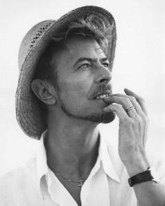 在りし日のデヴィッド・ボウイ(画像は『IMAN 2020年1月8日付Instagram「January 8th #BowieForever #EternalLove」』のスクリーンショット)