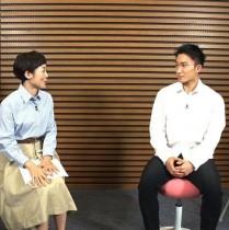 【エンタがビタミン♪】有働由美子アナ『民放同時生放送!』に向けて元NHKならではのコメント 櫻井翔のリアクションに反響