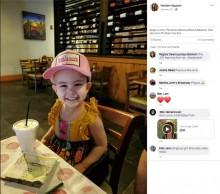 【海外発!Breaking News】白血病の3歳女児のため、開店を早めたレストラン さらに粋な計らいも(米)