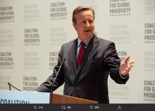 【海外発!Breaking News】キャメロン元英首相の護衛担当、機内トイレに拳銃を置き忘れ一時騒然