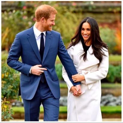 """【イタすぎるセレブ達】ヘンリー王子・メーガン妃夫妻""""サセックス・ロイヤル""""の使用停止を表明も、女王に対して強気な一文添える"""