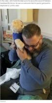 【海外発!Breaking News】亡き息子の心臓を移植された男性からのサプライズに、父が感極まる(米)<動画あり>