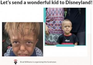 【海外発!Breaking News】「誰か僕を殺して!」いじめに遭った小人症の9歳児に著名人らが支援(豪)<動画あり>