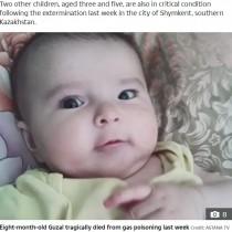 【海外発!Breaking News】アパート階下で散布された殺虫剤で生後8か月の女児が死亡(カザフスタン)