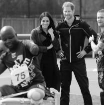【イタすぎるセレブ達】ヘンリー王子、5月開催予定「インヴィクタス・ゲーム」の延期を動画で発表
