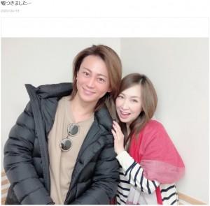 氷川きよしに「肌がキレイか~」と森口博子(画像は『森口博子 2020年3月19日付オフィシャルブログ「嘘つきました…」』のスクリーンショット)