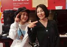 【エンタがビタミン♪】広瀬香美が精力的、ピアニスト・ハラミちゃんと即興ライブの次はKing Gnu『白日』に挑戦