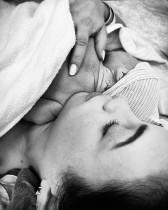 【イタすぎるセレブ達・番外編】ジェナ・ディーワン、婚約者との第1子男児を出産