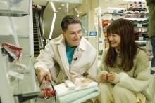 【エンタがビタミン♪】JOY、妻・わたなべ麻衣は「買い物中だけは子供に戻る。見ていて可愛い!」とのろける