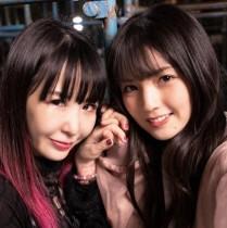 【エンタがビタミン♪】道重さゆみ、大森靖子と夜の公園ロケで「手繋いじゃった!」